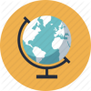 globe_geography_world_map_education_equipment_learning_object_school_item_college_flat_icon_symbol-256